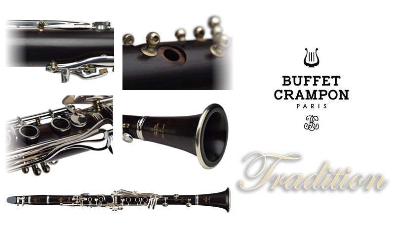 Buffet Crampon Clarinets - TRADITION