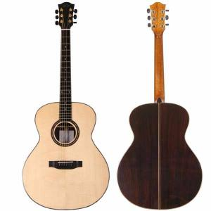 Acoustic Guitar Duke PF Grand Auditorium Solid