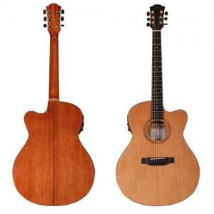 Acoustic Guitar Duke Grand Auditorium MC Cutaway