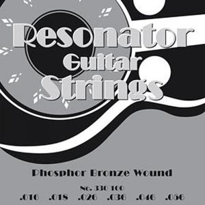 Acoustic Guitar Strings Pyramid Resonator/ Dobro