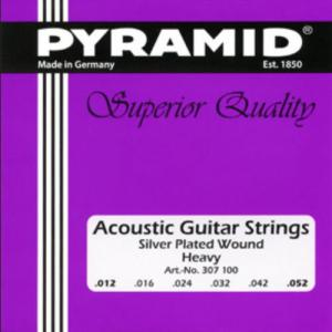 Acoustic Guitar Strings Pyramid Superior Quality Heavy