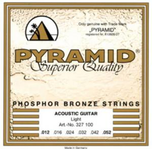 [ru]Струны для акустической гитары[/ru][en]Acoustic Guitar Strings[/en][de]Akustik Gitare Saiten[/de] Pyramid Superior Quality Light