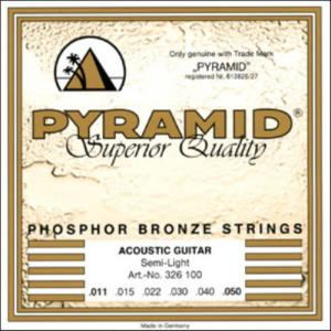 [ru]Струны для акустической гитары[/ru][en]Acoustic Guitar Strings[/en][de]Akustik Gitare Saiten[/de] Pyramid Superior Quality Semi Light