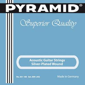 Acoustic Guitar Strings Pyramid Superior Quality Super Light