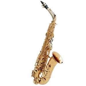 Alto Saxophone Buffet Crampon Senzo BC2525-4-0 red copper gold plated