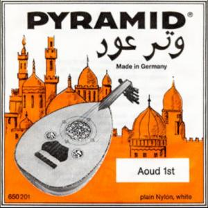 Arabisch Aoud Saiten Pyramid Orange Label