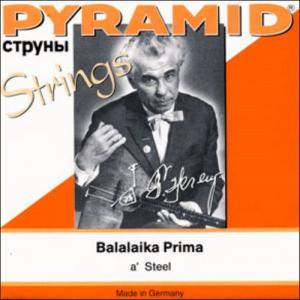 Balalaika Сontra Bass Strings Pyramid