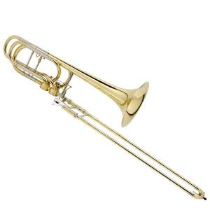 "Bb/F/Gb-G/D-Eb Triple Bass Trombone Courtois Legend AC551BH ""The New Yorker"""