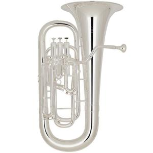 Bb Euphonium compensating Miraphone M5000 Silver plated
