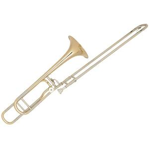Bb/F Tenor Slide Trombone Miraphone M6500 Gold Brass