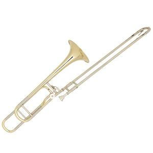 Bb/F Tenor Slide Trombone Miraphone M6550 Yellow Brass