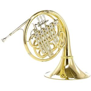 Bb Single French Horn Hans Hoyer 706A-L