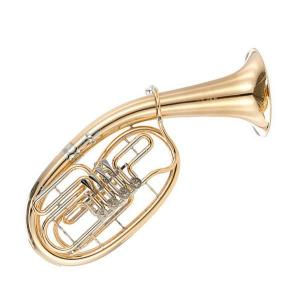 Bb Tenor Horn with 4 rotary valves B&S 3033/2-L