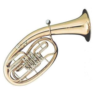 Bb Tenor Horn with 4 rotary valves B&S 33/2-L