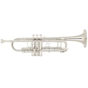 Bb Trumpet Miraphone M3000 Gold Brass silver plated