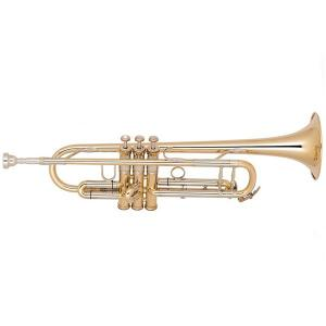 Bb Trumpet Miraphone M3050 Gold Brass laquered