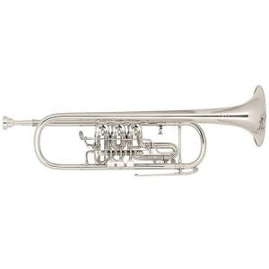 Bb Trumpet Miraphone 9R 1102A 120 Gold Brass Silver plated