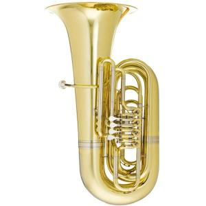 "Bb Tuba with 4 piston valves Melton Meinl Weston 196-L ""Fasolt"""