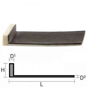 Bone bow tip