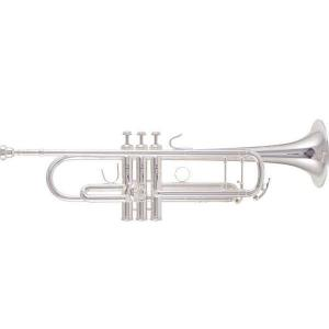Bb Trumpet B&S Challenger 3143JH-S (one piece heavy bell, silver plated)