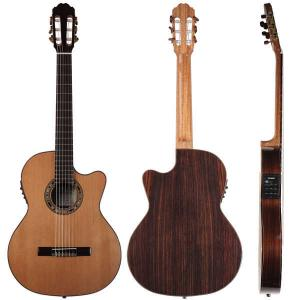 Kremona Thinline Fiesta F65CW‐TLR Classical Guitar
