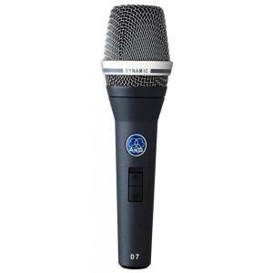 Dynamic vocal microphone AKG D7 S