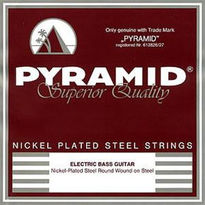 Electric Bass Guitar Strings Pyramid Nickel Plated Steel Drop Tuning Long Scale