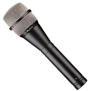 Electro-Voice PL80a  Dynamic vocal microphone
