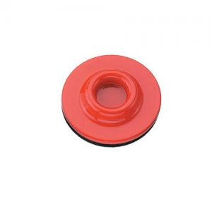 Endpin stop rubber rest for Cello or Double Bass red