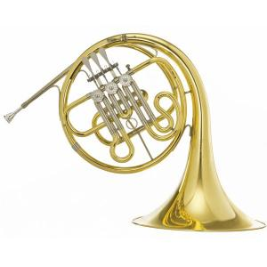 Bb Single French Horn Hans Hoyer 702-L