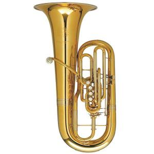 "F Tuba with 4 piston valves Front Action 6/4 Meinl Weston ""Titan"" 45SLP-GL"