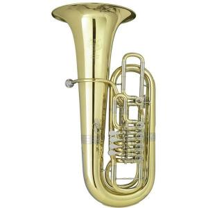 F Tuba with 5 rotary valves B&S 3099/1/W-L PT-11