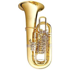 F Tuba with 6 rotary valves B&S 3100-L PT-9