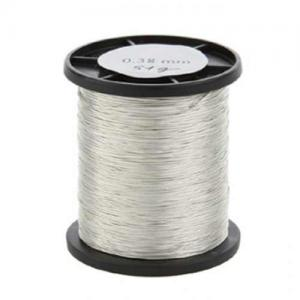 French Lapping, Sterling Silver, 0.38 mm, 50 g spool