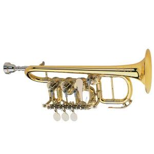 High-Bb/A Piccolo Trumpet Custom J. Scherzer 8112-L