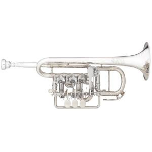 High-Bb/A Piccolo Trumpet Custom J. Scherzer 8112ST-S