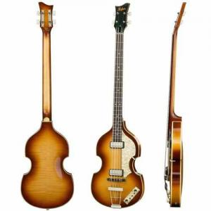 Bass Guitar Hofner Violin Bass 500/1-62 Mersey