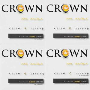 Buy Cello strings Larsen Crown