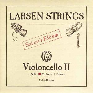 Larsen Soloist D String for Cello
