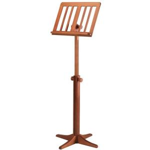 Wooden music stand - cherrywood