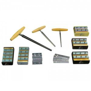 Herdim Peg Shaper and Reamer, 22-Piece Set