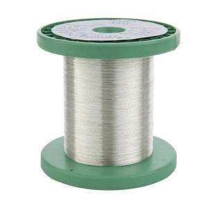 Sterling Silver Wire, 0.25 mm or 0,30 mm, 25 g spool