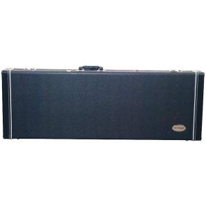 Rockcase Standard Electric Guitar Black Tolex Case for Electric Guitar