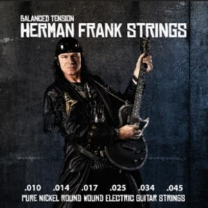 [ru]Струны для электрогитары[/ru][en]Strings for Electric Guitar[/en][de]Saiten für E-Gitarre[/de] Pyramid Herman Frank Balanced Tension Signature Strings