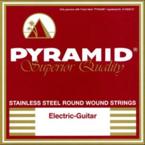 Strings for Electric Guitar Pyramid Nickel Plated Steel Drop C Tuning