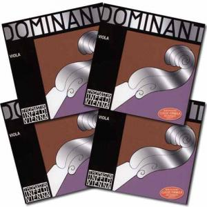 Thomastik Dominant strings set for viola 141