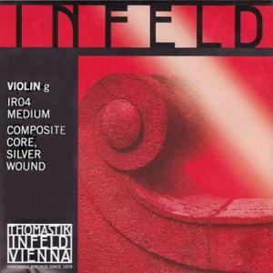 G Thomastik Infeld red string for violin IR 04