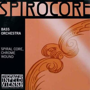 H Thomastik Spirocore Double Bass String S41