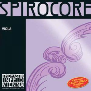 D Thomastik Spirocore string for violin S19 Chrome Steel