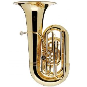CC Front Action Tuba, 5-Valve, Full Size, Sovereign Besson BE995